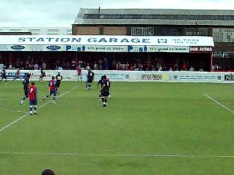 dagenham and redbridge pitch