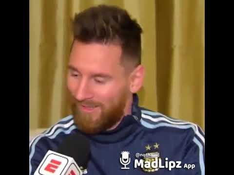 Messi Speaking Venda👏👍