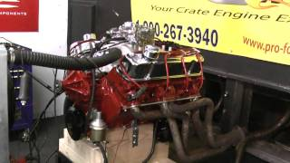 Proformance Unlimited's 455 Pontiac Crate Engine