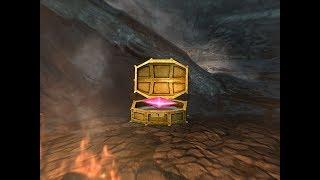 The Elder Scrolls V: Skyrim. Где найти камни Барензии (Пещера Хоба) Прохождение от SAFa