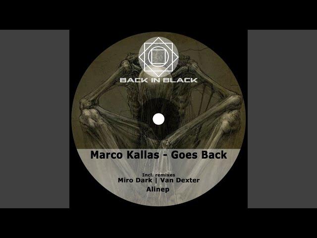 Goes Back (Van Dexter Remix)