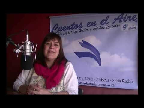 """Analia Ouviña, adaptacion de """"La sopa de piedra"""" de Julio Stefan"""