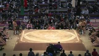 平成25年十一月場所3日目 2:14~大受いい加減にしろw sumo 大相撲 ...