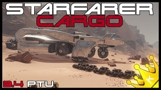 How Much Can The Starfarer Handle - Star Citizen 3.4 Gameplay