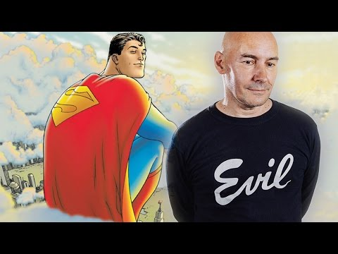 Grant Morrison Explains Why Superman Is Relatable & Interesting