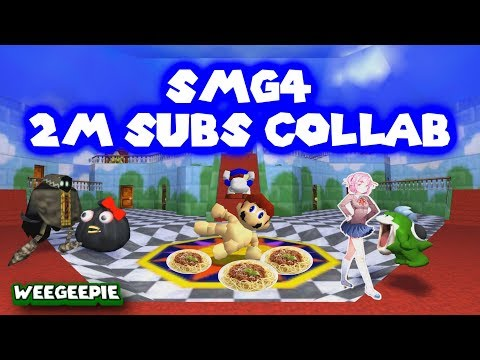 Weegeepie's Submission for SMG4's 2 Million Subscribers Collab!