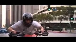 Джим Керри на мотоцикле!!! Мотокрос.
