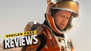The Martian Spoiler Free Review