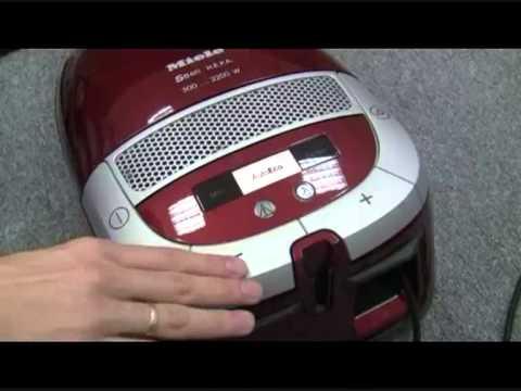 видео: Пылесос miele s 5481