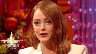 Emma Stone Was RICKROLLED! | The Graham Norton Show