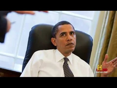 History Channel Documentary      The President's Secret Book