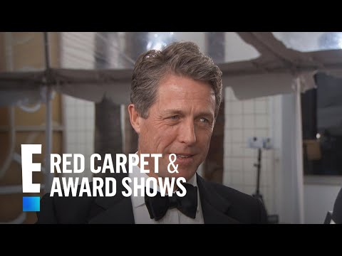 Thumbnail: Hugh Grant Gets Intimidated by Meryl Streep | E! Live from the Red Carpet