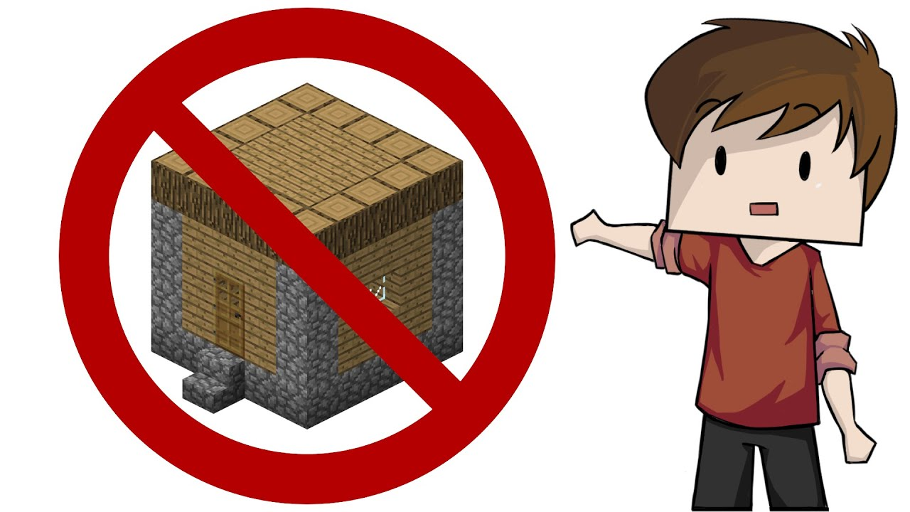 How NOT to Build in Minecraft (Common Building Mistakes ...