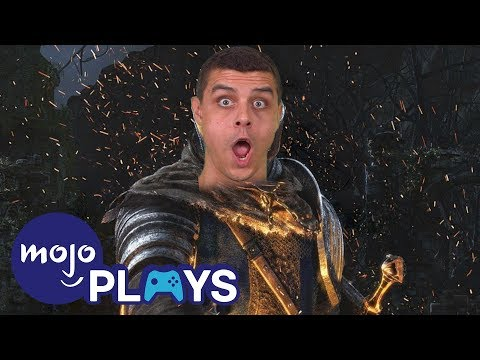 Dan's Playing Dark Souls: Remastered Live! Can he get good?