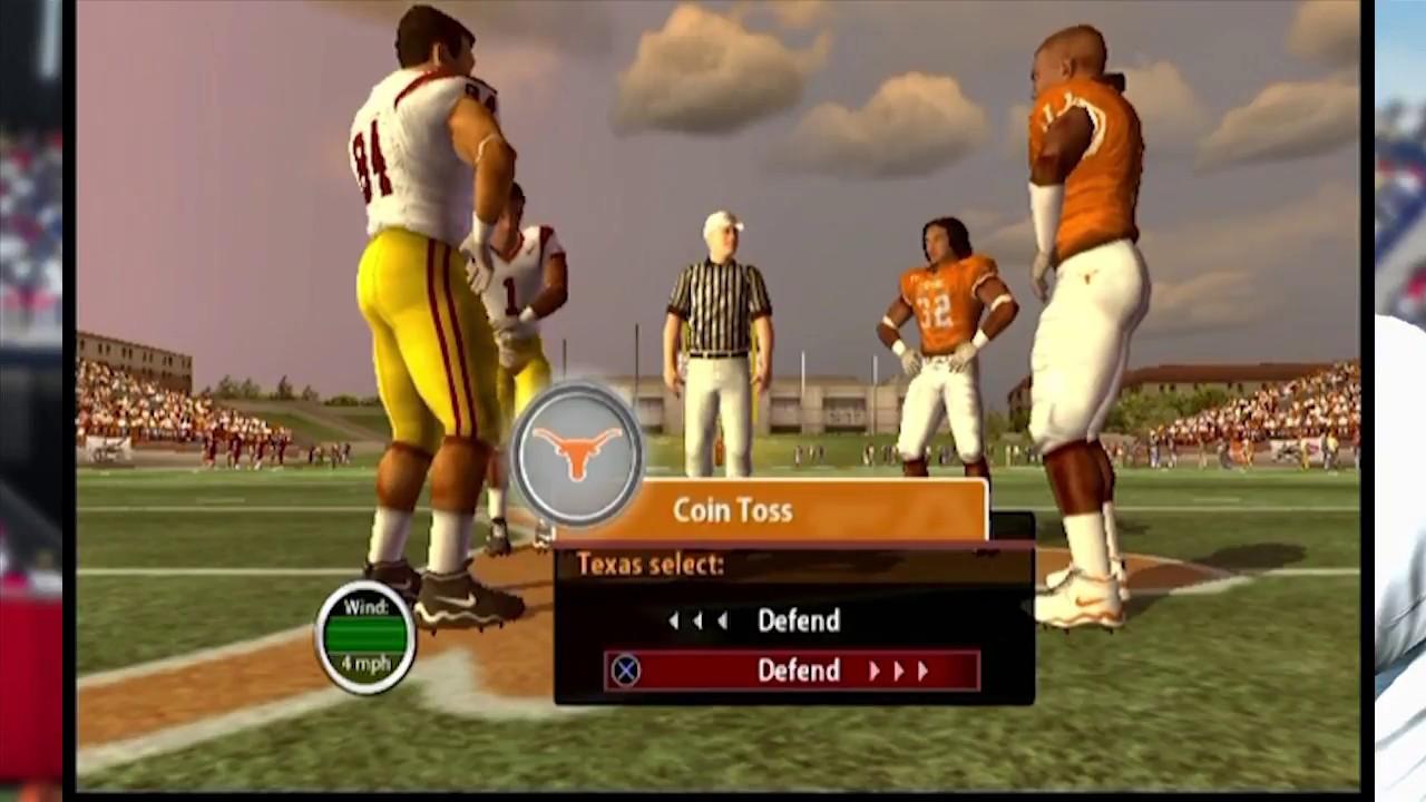 ncaa football 2005 gameplay