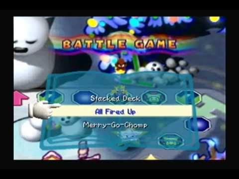 Mario Party 3! - Chilly Waters - Part 2
