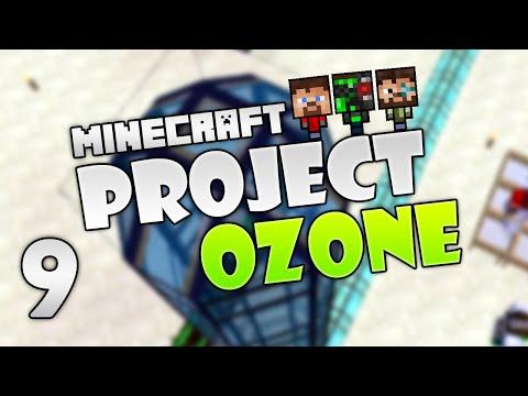Project Ozone 2 - Minecraft HQM - 9 - FUTURAMA ROCKS!