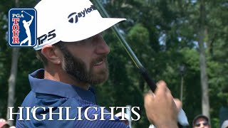 Dustin Johnson extended highlights | Round 4 | THE NORTHERN TRUST