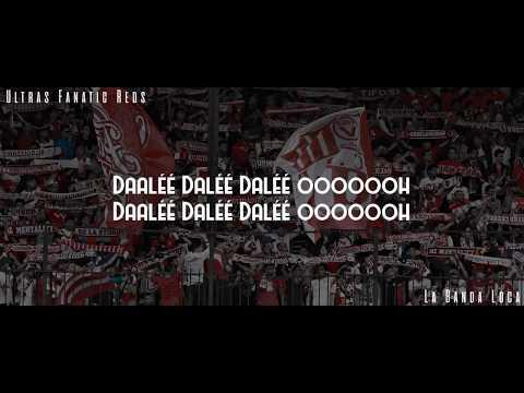 Ultras Fanatic Reds - La Banda Loca : Reb7a Njiboha M Tribune