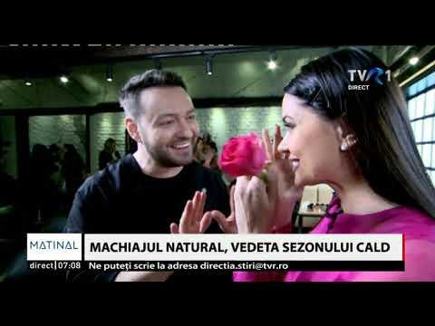 Stilul Tau Cu Albertina Ionescu Machiajul Natural Vedeta