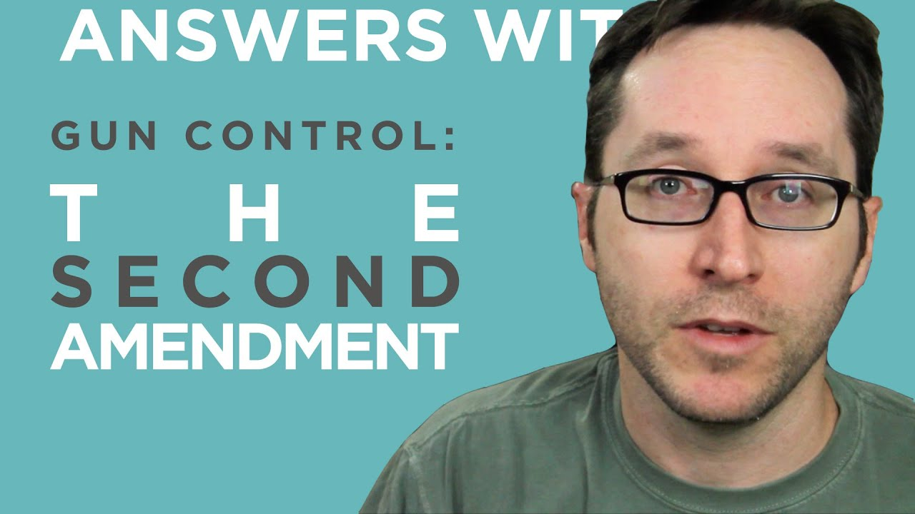 the second amendment and the issue of gin control This video examines the misconceptions about the second amendment and the founding fathers who created it the second video is about the australian model that led to a drastic reduction in gun.