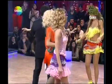 IBRAHIM TATLISES ''Vay Vay Zara''  Yok Böyle Dans 11 12 2010