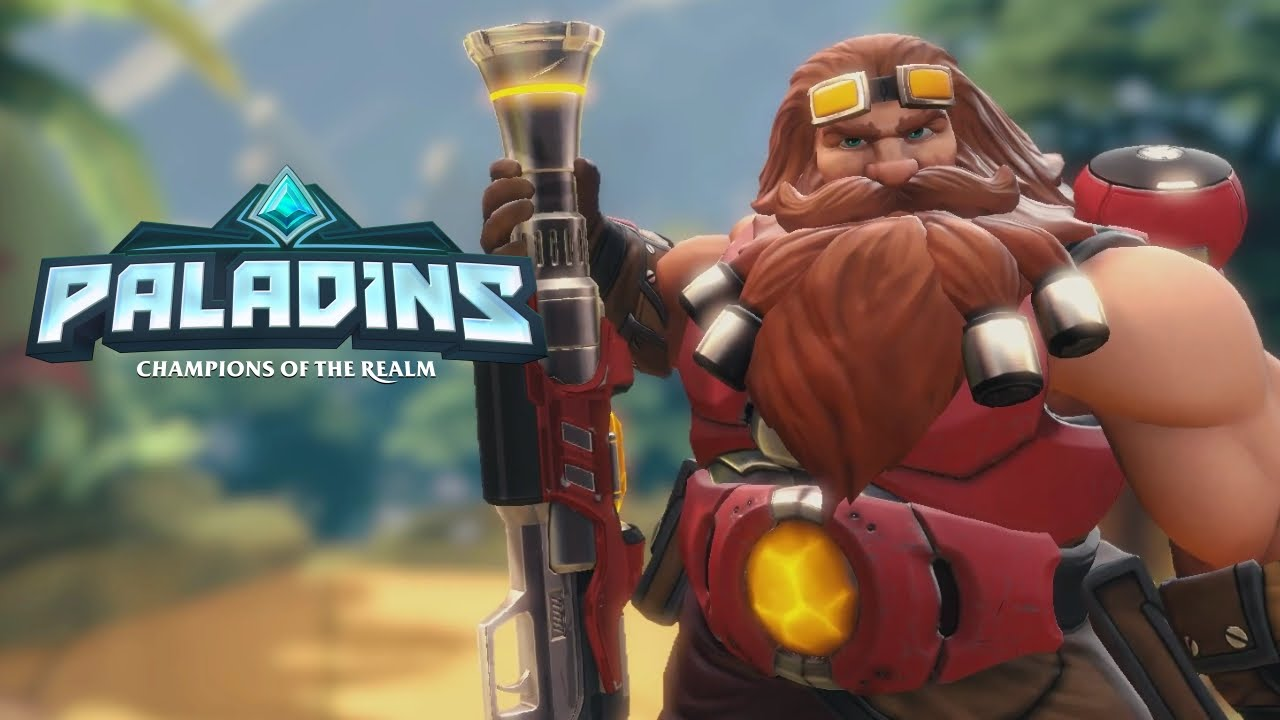 how to win at barik paladins