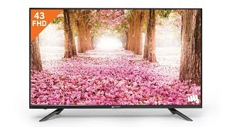 Micromax 108 cm (43 inches) Full HD LED TV.