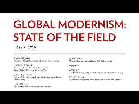 Global Modernism: State of the Field