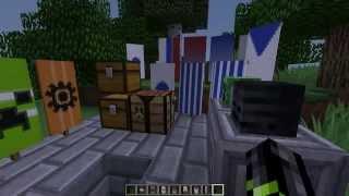 Minecraft 1.8:Snapshot 14w30b ФЛАГИ В МАЙНКРАФТЕ!!+ФЛАГ РОССИИ!!