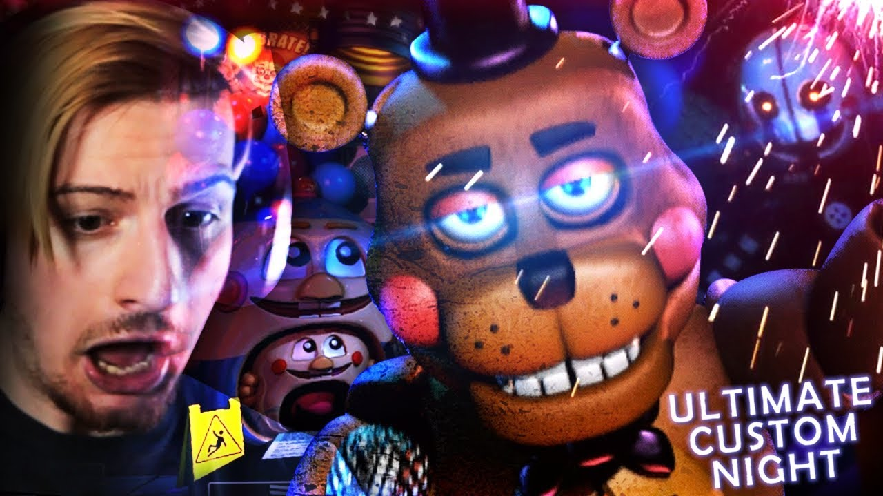 Ultimate Custom Night Walkthrough and Guide Part 1 to 2