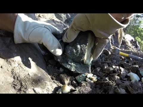 B.C. Mineral Hunter  [ Agate/Opal/Geode ]