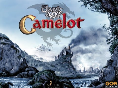 Dark Age of Camelot - Curse  Raid  (Chapter 1- 8 ) 2018