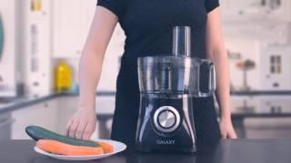 Обзор Кухонный комбайн GALAXY GL2302