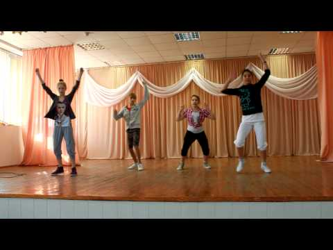 Танец !!!! Не детское время !