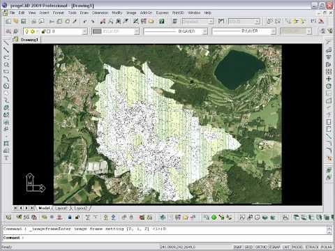 Image management in progeCAD Professional