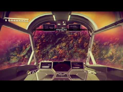 No Man's Sky -Watch JCPRO make it to the center of the 1st galaxy