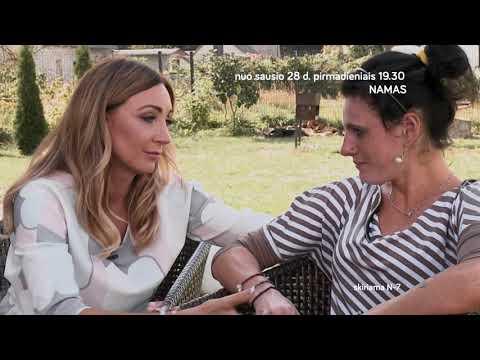 Nauja realybės laida NAMAS nuo sausio 28 d. pirmadieniais 19.30 val. per TV3