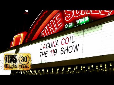 LACUNA COIL - The 119 Show - Live In London (screening at Screen on the Green, Islington, London) Mp3