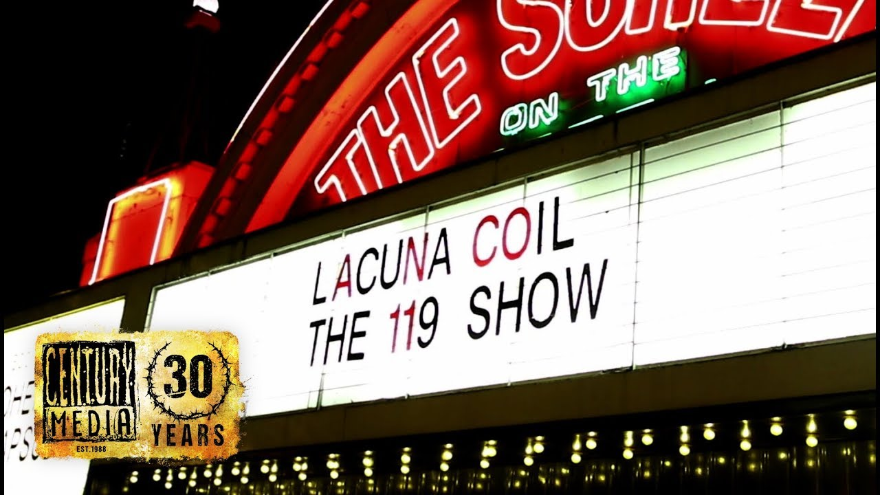 LACUNA COIL — The 119 Show — Live In London (screening at Screen on the Green, Islington, London)