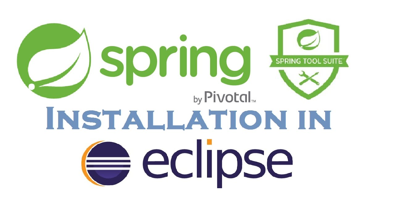 Spring Tool Suite (STS) installation in Eclipse IDE