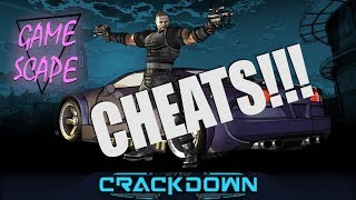 EZ How To Download Cheats For Crackdown On XBOX ONE: GameScape.