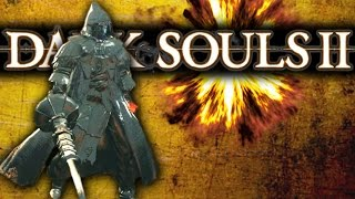 Dark Souls 2 - Iron Man (Unique PvP Build!)