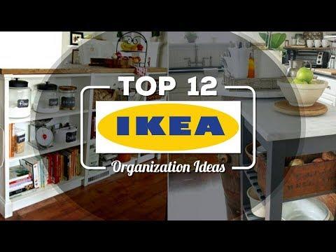 12 Best Ikea Organization Ideas