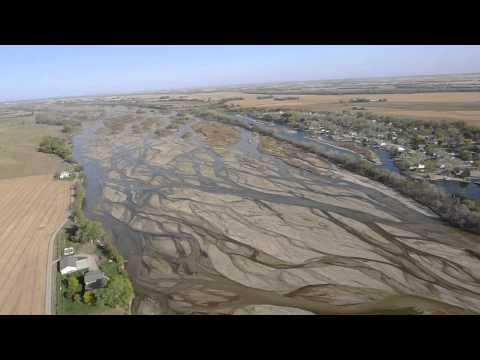 UNL's Drone Journalism Lab: Nebraska's Drought of 2012