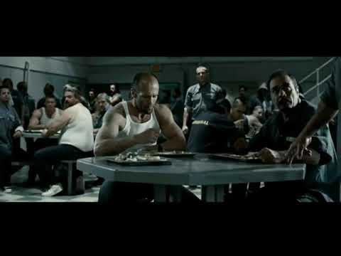 Death Race - Jason Statham  fight  scene