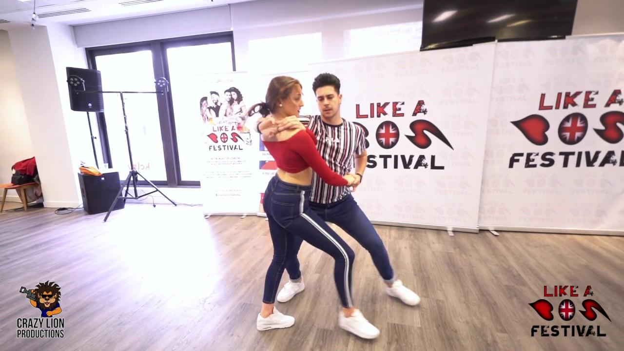 Cristian Gabriella Quiereme Un Poquito Grupo Extra Like A Bos Festival 2019 Youtube