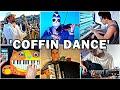 Who Played it Better: Coffin Dance - Astronomia (Piano, Sax, Guitar, Cat Piano, Violin, Accordion)