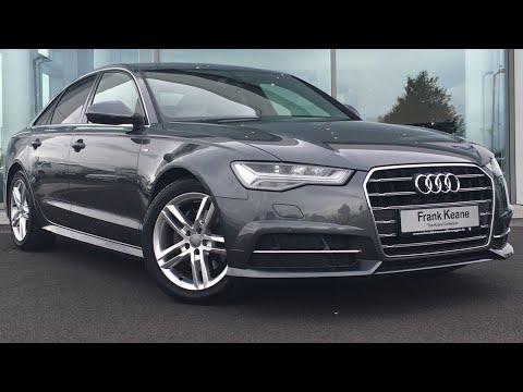 2018 Audi A6 S-Line 2.0TDI ULTRA WALKAROUND