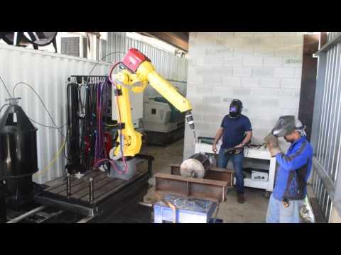 Wear Replacement Robotic Welding